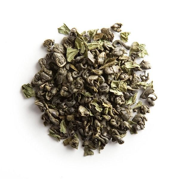 GREEN TEA WITH MINT