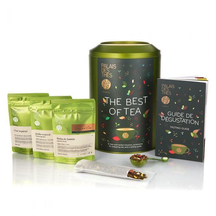 THE BEST OF TEA BOX